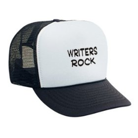 Writers Rock Hat