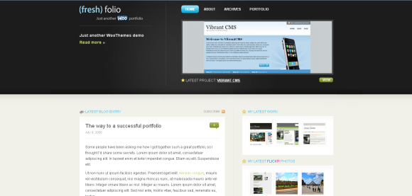 wordpress_freshfolio_theme