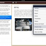 iPad App for Writers
