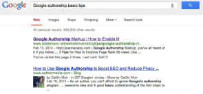 A Friendly Reminder: Authorship Markup Is an Absolute Necessity for Freelancers