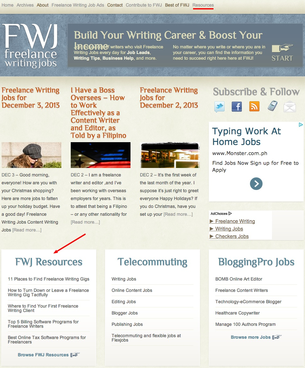 Freelance Writing Jobs   A Freelance Writing Community and Freelance Writing Jobs Resource — Freelance Writing Jobs for All Writers
