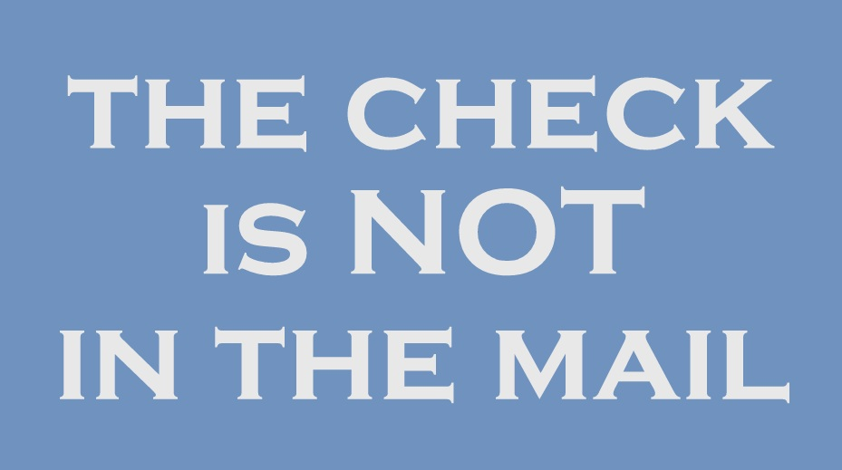 Checks by Phone Software Company, Checks by Fax. Phone Checks Checks by Phone a check printing software is a full featured program that prints checks that you receive or send by fax, phone or e-mail. Checks by Fax also prints business cards.