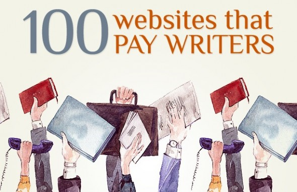 100 websites that pay writers