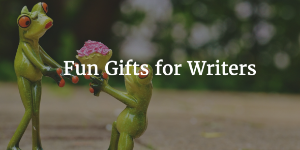 fun gifts writers featured
