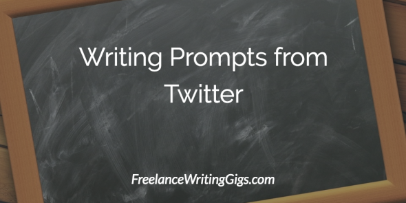 writing prompts from twitter