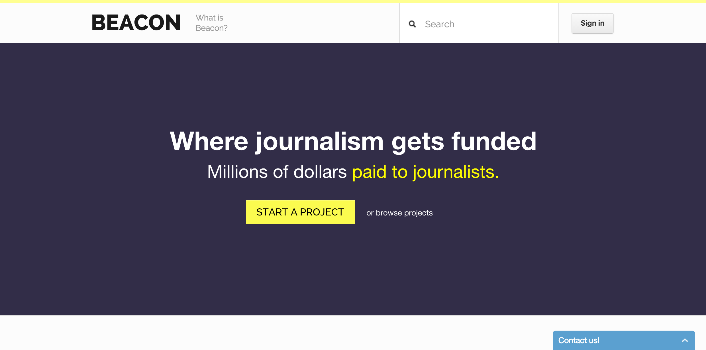 funding options for lance writers crowdfunding for journalists