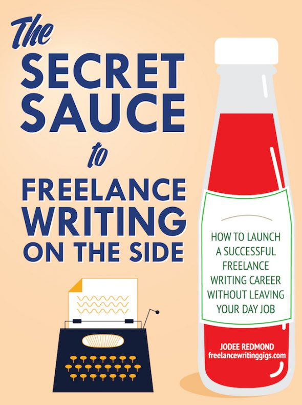 freelance writing on the side e-book