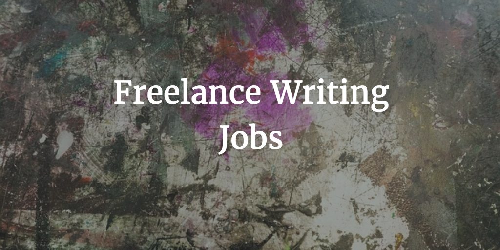 freelance writing in canada Freelance writing is a huge industry, and you could be everything from a lifestyle blogger to a marketing copy writer you need to determine what niche fits your skills and interests best that will make it much easier for you to locate specific, nitty-gritty advice.