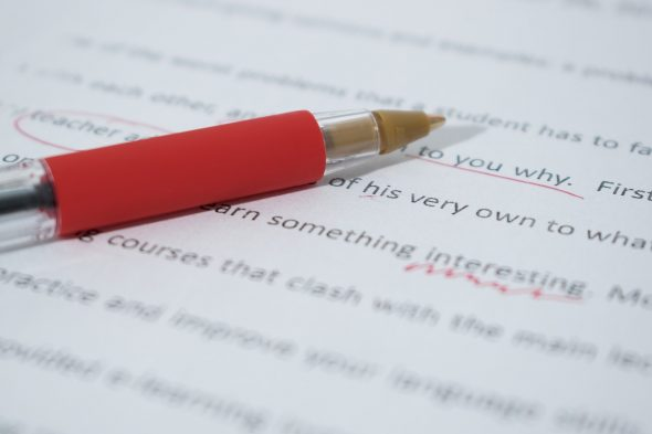 words eliminate from writing