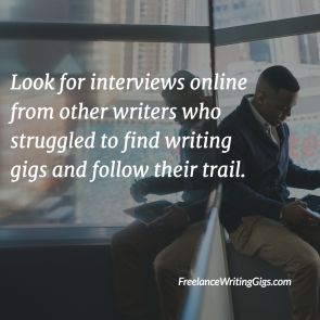 hidden freelance writing opportunities
