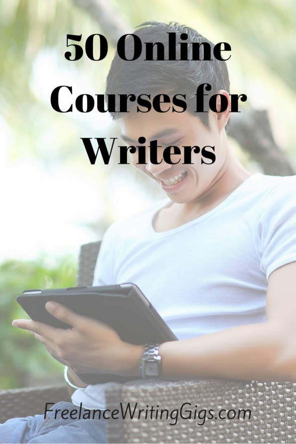 Online writing courses free