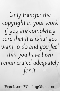 copyright tips