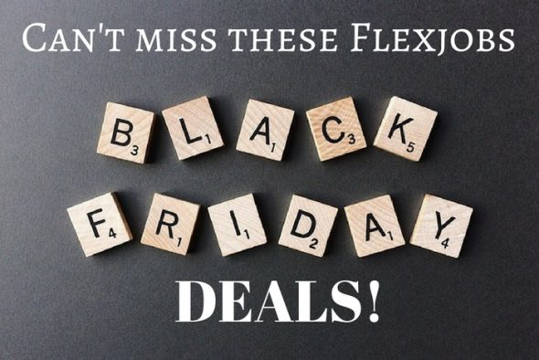 flexjobs black friday sale