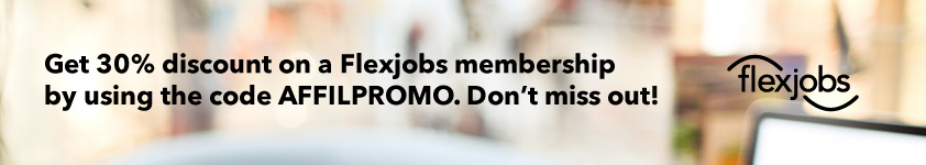 flexjobs membership discount