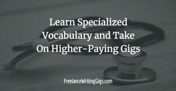 higher-paying writing gigs