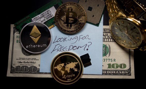 writing about cryptocurrency