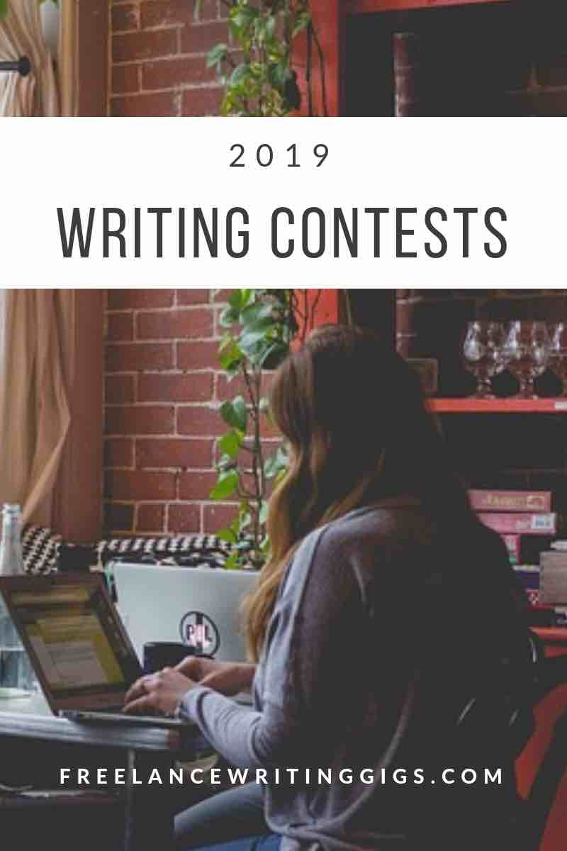 contests for writers
