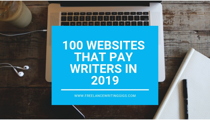 upfront pay writing sites